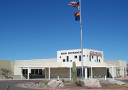 Parker Arizona La Paz County Hospital
